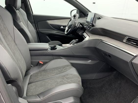 Peugeot 3008 NOUVEAU BLUEHDI 130CH S&S EAT8 GT Gris Platinium Toit Noir Perla Nera