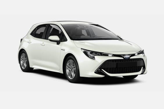 Toyota Corolla Hybride MY21 122H DYNAMIC Rouge Intens