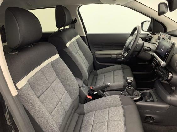 Citroën C4 CACTUS BUSINESS C4 Cactus PureTech 110 S&S BVM6 Shine Business Noir Obsidien