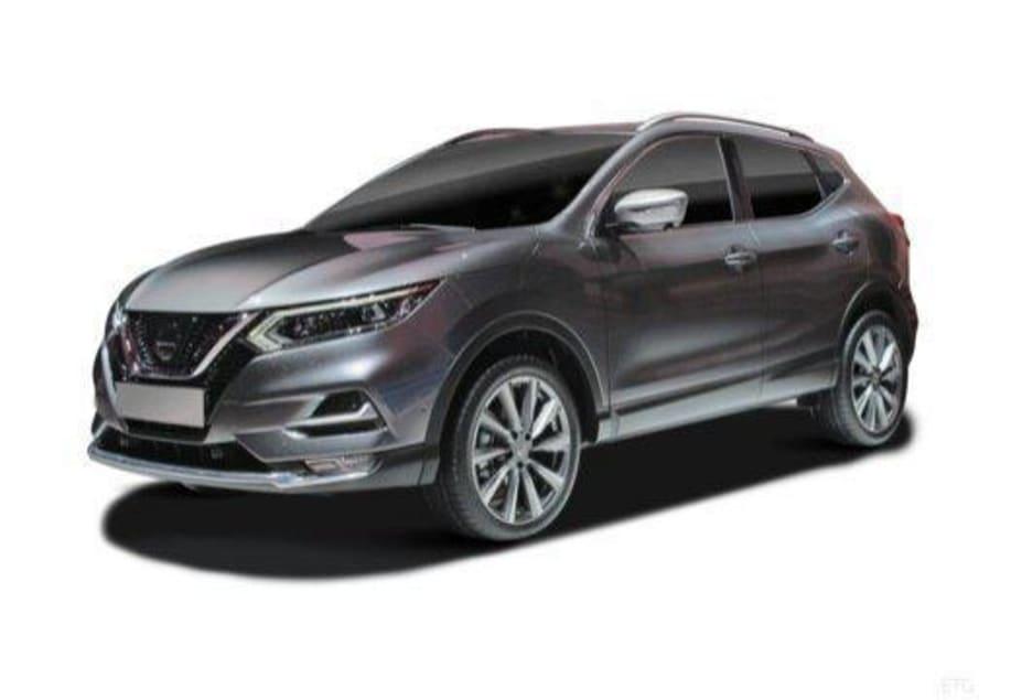 Nissan QASHQAI 1.3 DIG-T 140 TEKNA PLUS Gris Squale
