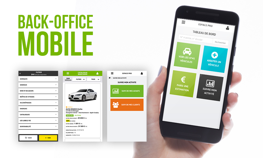 Back Office Mobile