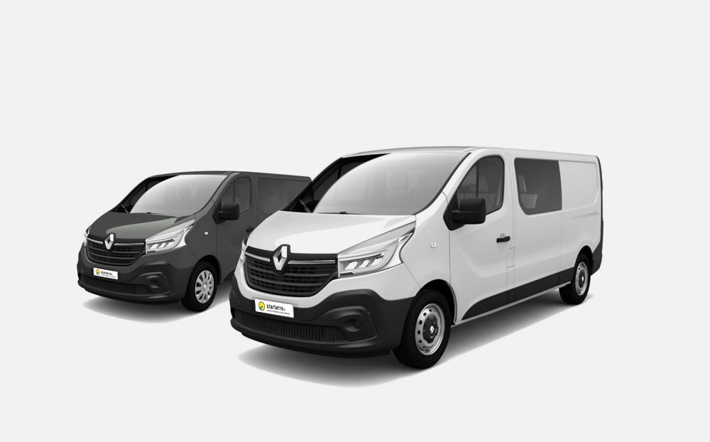 Renault Trafic cabine approfondie