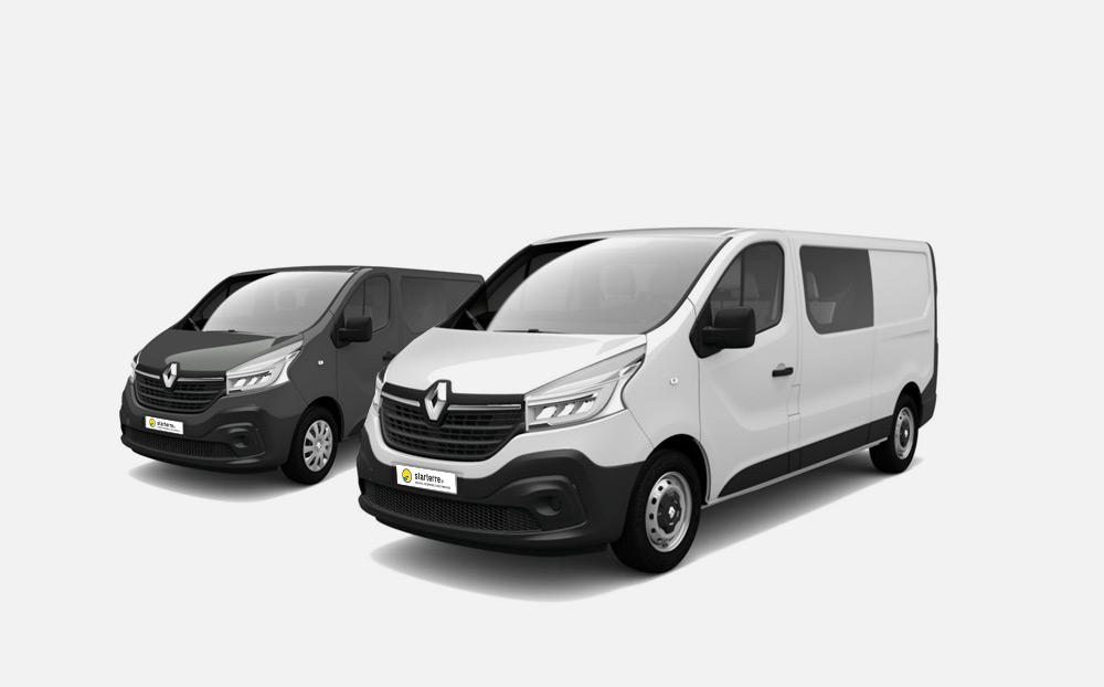 Renault Trafic cabine approfondie