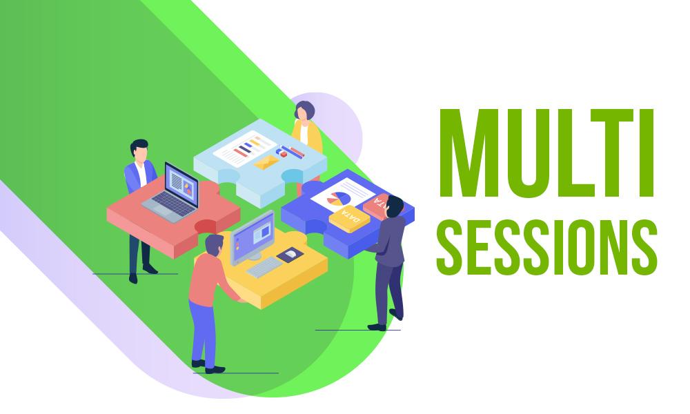 Multi-sessions